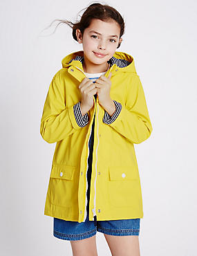 Fisherman Raincoat (3-14 Years)