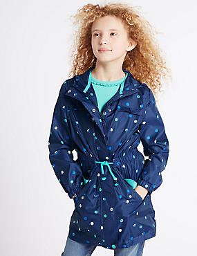 All Over Print Jacket with Stormwear™ (3-14 Years)