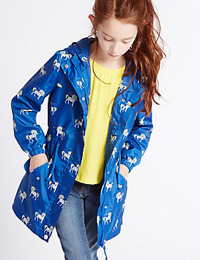 All Over Print Mac with Stormwear™ (3-14 Years)