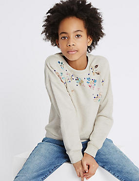 Long Sleeve Sweatshirt (3-14 Years)