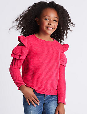 Frill Jumper (3-16 Years)