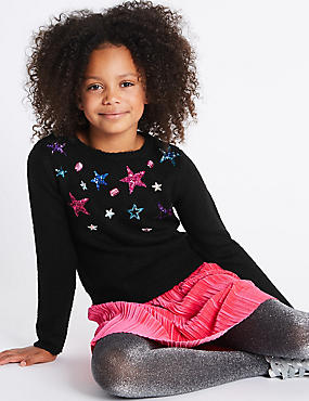 Star Gem Jumper (3-14 Years)