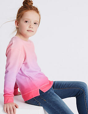 Ombre Sweatshirt (3-16 Years)