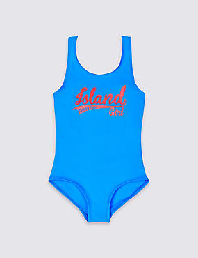 Island Swimsuit with Lycra® Xtra Life™ (3-14 Years)