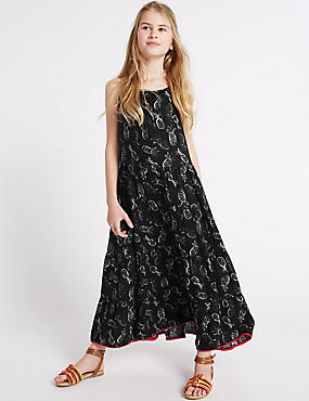 Girls Clothes - Little Girls Designer Clothing Online | M&S