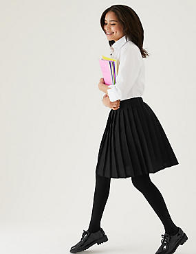 Girls' Easy Dressing Skirt