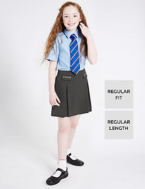 Junior Girls' Embroidered Skirt