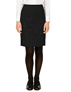 Senior Girls' Crease Resistant Pencil Skirt with Triple Action Stormwear™ (Older Girls)