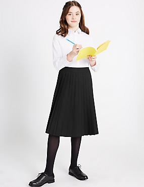 Senior Girls' Pleated Skirt