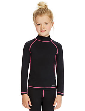 Girls' Base Layer Long Sleeve T-Shirt