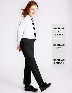Girls' Pure Cotton Skin Kind™ Trousers