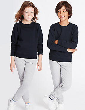 Ribbed Sweatshirt (3-16 Years)
