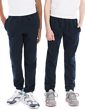 Unisex Cotton Rich Joggers with StayNEW™