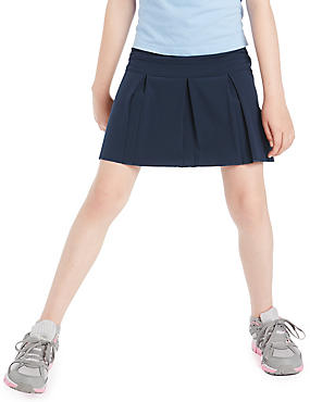 Girls' Performance Improved fit Skort with Active Sport™