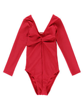 Gymnastics Long Sleeve Leotard