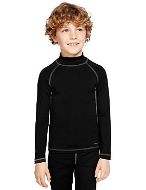 Boys' Base Layer Long Sleeve Top