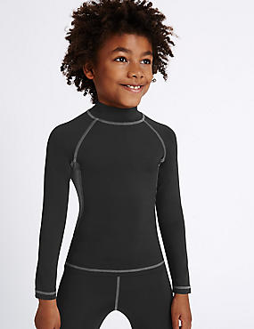 Boys' Performance Base Layer T-Shirt