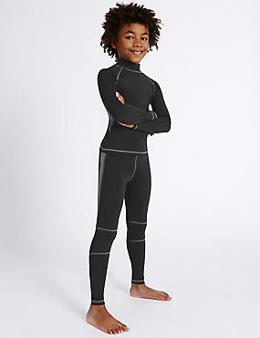 Boys' Leggings with Active Sport™