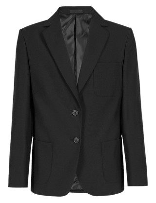 Boys' Crease Resistant Longer Length Blazer with Stormwear™ (Older Boys) Clothing