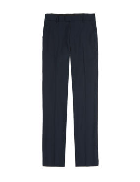 Senior Boys' Supercrease™ Slim Leg Trousers with Triple Action Stormwear™ & Adjustable Waist