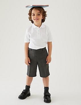 2 Pack Boys' Easy Dressing Shorts