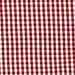 Girls' Skin Kind™ Gingham Dress, RED, swatch