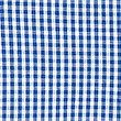 Gingham Pure Cotton Skin Kind™ Dress, BLUE, swatch