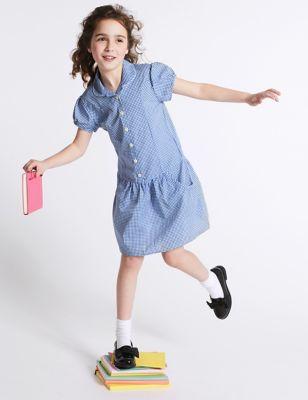 2 piece school summer dresses long