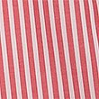 Girls' Pure Cotton Striped Dress, PINK, swatch