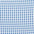 Girls' Gingham Pleated Dress, BLUE, swatch