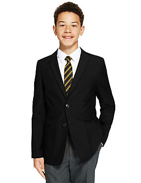 Boys' Senior Fashion Blazer with Triple Action Stormwear™ (Older Boys)