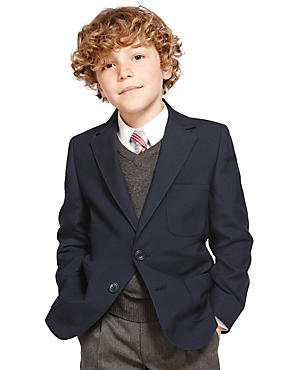 Junior Boys' Adjust-a-cuff Blazer