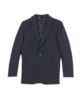 Junior Boys' Adjust-a-cuff Blazer with Triple Action Stormwear™ (Younger Boys)