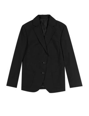 Senior Girls' Adjust-a-cuff Blazer with Triple Action Stormwear™ (Older Girls)
