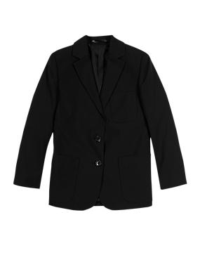 Junior Girls' Crease Resistant Blazer with Triple Action Stormwear™ (Older Girls)