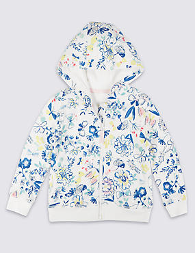 All Over Print Hooded Top (3 Months - 5 Years)