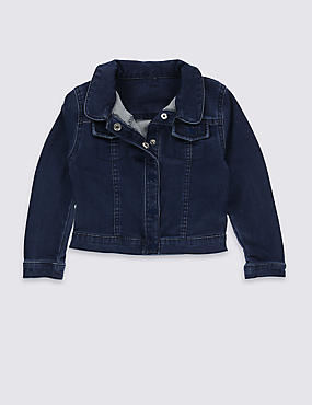 Denim Jacket (3 Months - 5 Years)