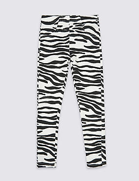 Zebra Print Jeggings (3 Months - 5 Years)