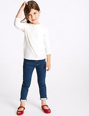 Supersoft Jeans (3 Months - 5 Years), DENIM, catlanding
