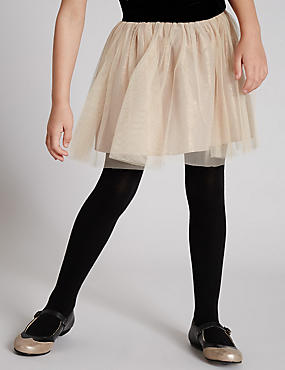 Sparkle Tutu A-Line Skirt (1-7 Years)