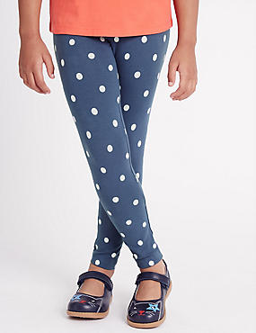 Spotted Leggings with StayNEW™ (3 Months-5 Years)