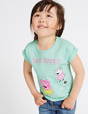 Peppa Pig™ Pure Cotton Top (12 Months - 5 Years)