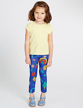 All Over Print Jeggings (3 Months - 5 Years)