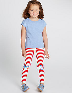 Cotton Rich Leggings (3 Months - 5 Years)