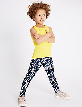 Cotton Rich Peppa Pig™ Jeggings (1-5 Years)