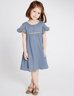 Chiffon Dress (1-14 Years)