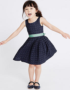 Pure Cotton Dress (1-10 Years)