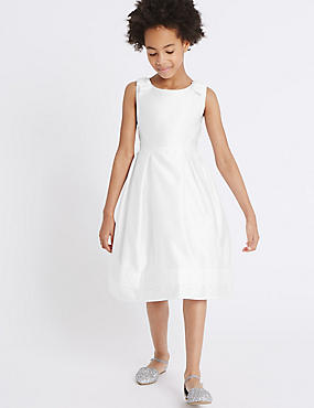 Bow Dress (5-14 Years)