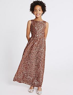 Sequin Dress (6-14 Years)