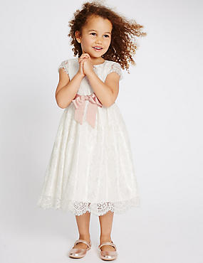 Lace Dress (1-14 Years)